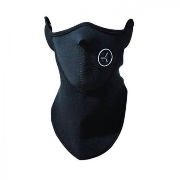 Motorcycle half face winter warm windproof mask