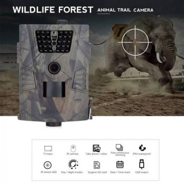 FREE SHIPPING Outlife HT-001 850nm IR GPRS Hunting Camera Night vision 30pcs LEDs 750P 1084P Wildlife Trail Cameras Animal Photo Traps camera