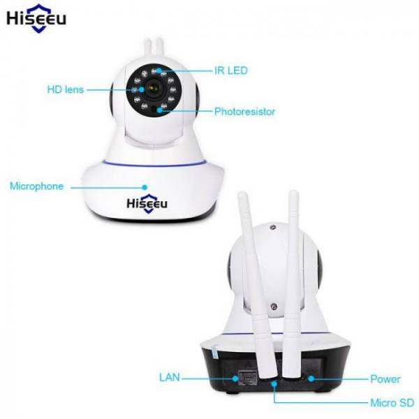 FREE SHIPPING 1080P IP Camera Wireless Home Security IP Camera Surveillance Camera Wifi Night Vision CCTV Camera Baby Monitor 1920*1080 1080