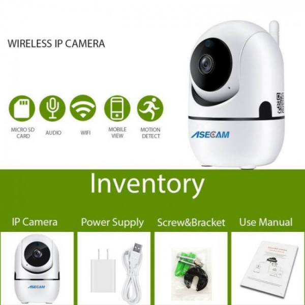 FREE SHIPPING HD 1080P Cloud Wireless IP Camera Intelligent Auto Tracking Human Home Security CCTV Network Wifi Camera Motion Detection camera