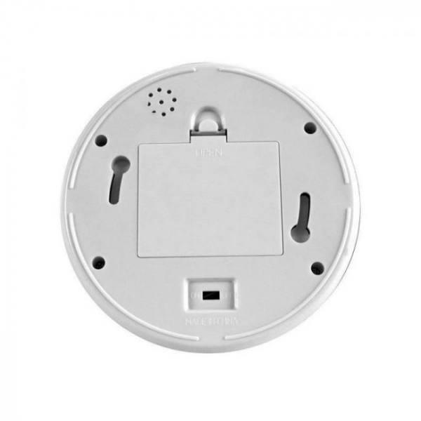 Home family outdoor cctv camera fake dummy camera surveillance security dome mini dummy camera with led light white