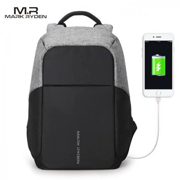 Multifunction usb charging men 15inch laptop backpacks for teenager fashion male travel backpack anti thief