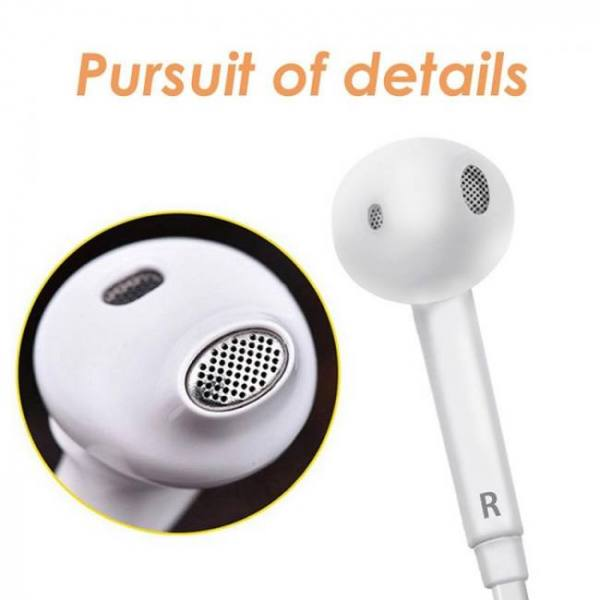 Earphones Headphones Music Earbuds Stereo Gaming Earphone for Phone Xiaomi with Microphone for iPhone 5s iPhone 6 Computer Free shipping