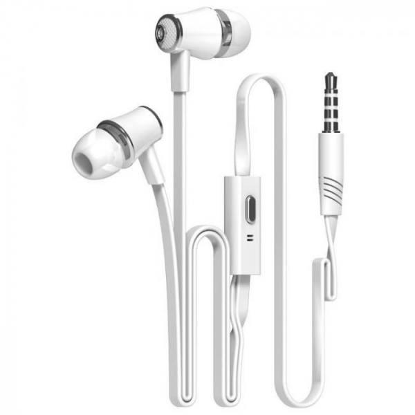 Earphones Langsdom JM21 In-ear Earphone Colorful Headset Free shipping