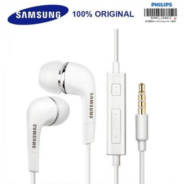 Earphones SAMSUNG Earphone EHS64 Wired 3.5mm In-ear with Microphone for Samsung Galaxy S8 S8-Edge Free shipping