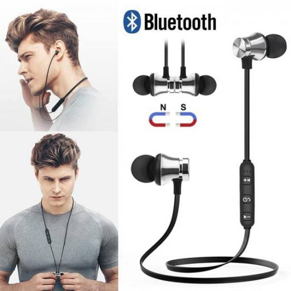 Wireless bluetooth earphone stereo headphones audifonos bluetooth sports headset for xiaomi iphone samsung ecouteur auriculares
