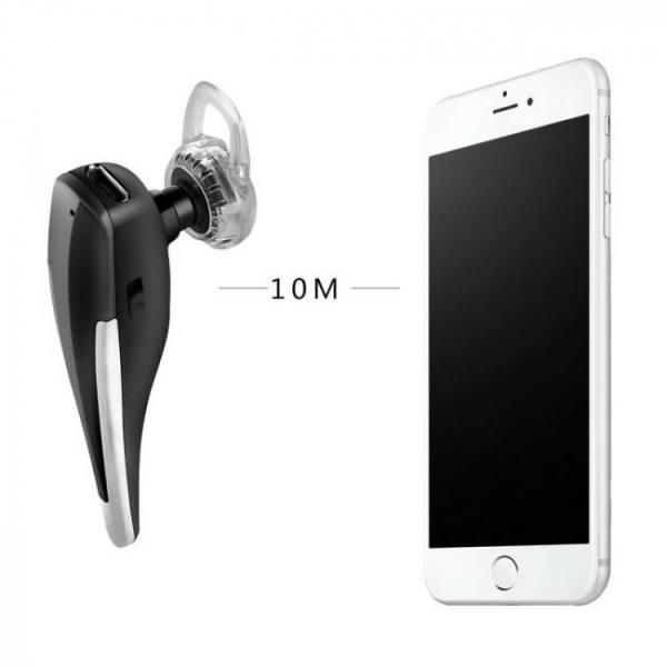 Mini ear hook bluetooth wireless hands free sport headset earphone for iphone 6 6s 7 samsung huawei