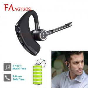 Business bluetooth car earpiece hands free with mic ear-hook earphone headset