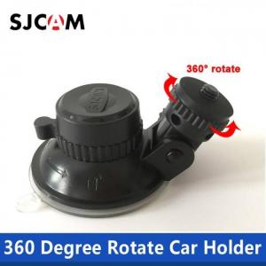 Original sjcam accessories car sucker holder mount suction cup 360 degree rotate for yi sj5000 m10 m20 sj6 sj7 h9 sj4000 air