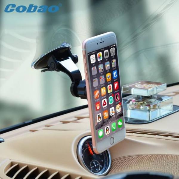 FREE SHIPPING Universal car cell phone holder windshield magnetic mobile holder support telephone voiture for smartphone iPhone gps Android