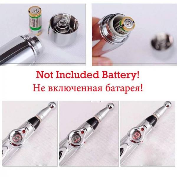 Acupuncture Acupuncture Pen Monitor Electric Meridians Energy Pen Magnet Therapy instrument Free shipping