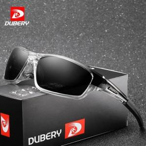 Dubery polarized aviation driving sunglasses mens retro male goggle sun glasses for men brand luxury mirror shades oculos d620