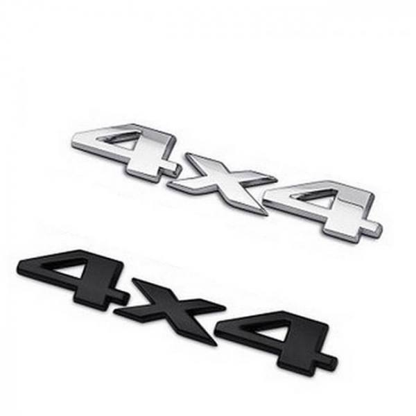 Accessories DSYCAR 3D 4×4 Moto Car sticker Logo Emblem Badge Car Styling for Universal Cars Motorcycle Decorative Accessories 4x4