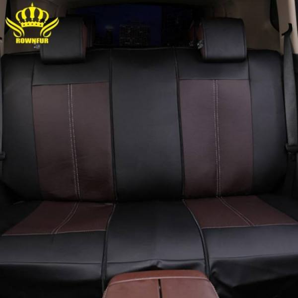 Covers New Luxury PU Leather Auto Universal Car Seat Covers Auto