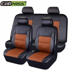 Universal pu leather automotive car seat covers
