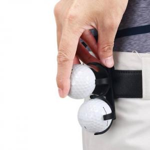 New golf clip golf ball holder clip organizer golfer golfing sporting training tool accessory free shipping