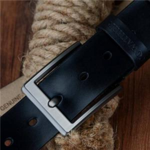 Cowather 2019 men belt cow genuine leather luxury strap male belts for men new fashion classice vintage pin buckle dropshipping
