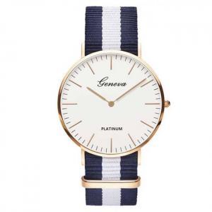 FREE SHIPPING Hot Sale Nylon strap Style Quartz Women Watch Top Brand Watches Fashion Casual Fashion Wrist Watch Relojes clock