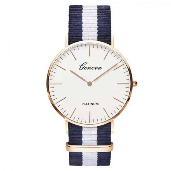 Hot sale nylon strap style quartz women watch top brand watches fashion casual fashion wrist watch relojes