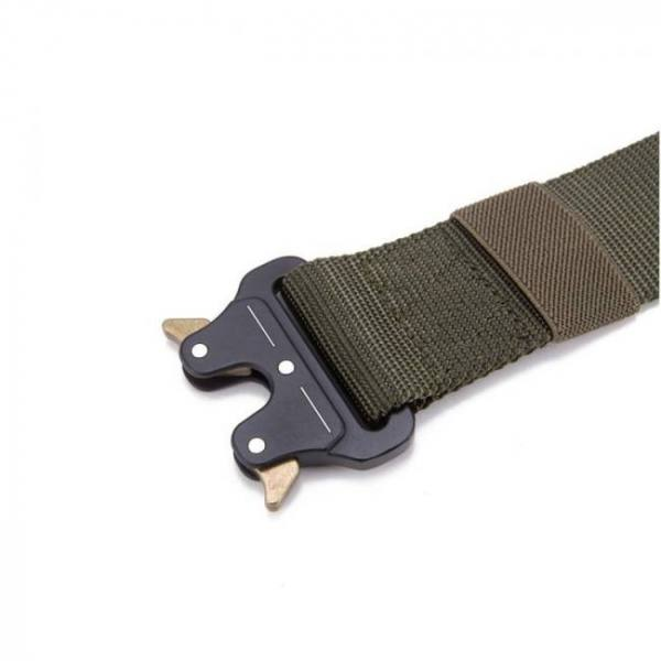 Fralu tactical belt military nylon outdoor multifunctional training high quality strap