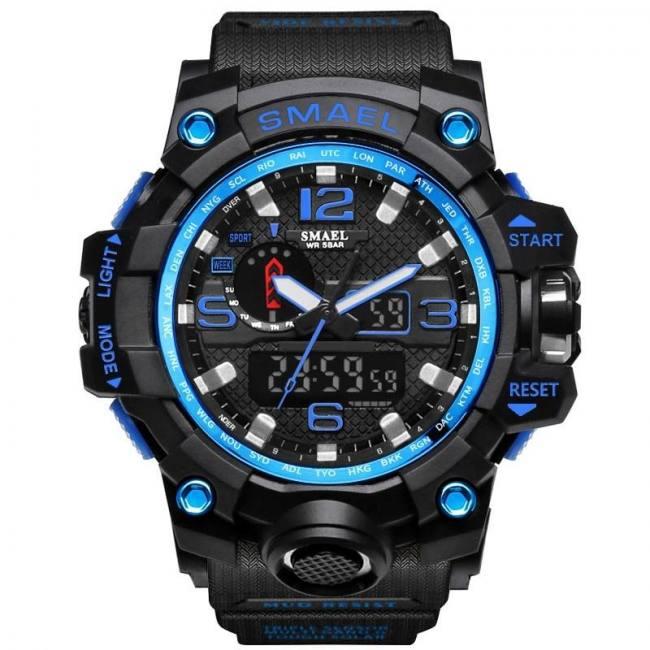 1545 Black Blue