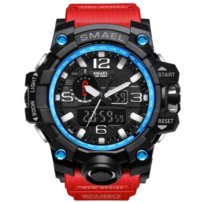 1545 Red Blue