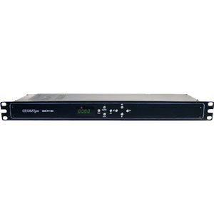 Receiver GEOSATpro DSR-R100 RACK MOUNT W/XLR AND BNC bnc