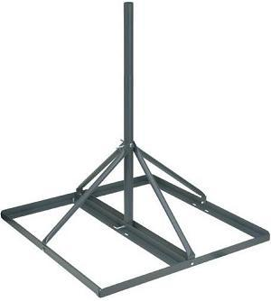 Non penetrating flat roof mount type frm-series