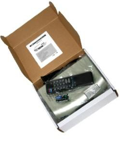 Motorize SuperJack C-Band Dish DiSEqc 1.2 Positioner Controller V-Box 1.2