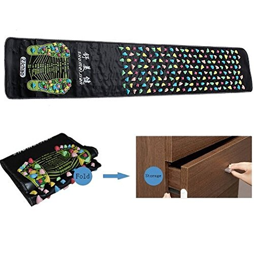 Reflexology foot massager mat 170cm x 35cm (70″ x 13.8″)