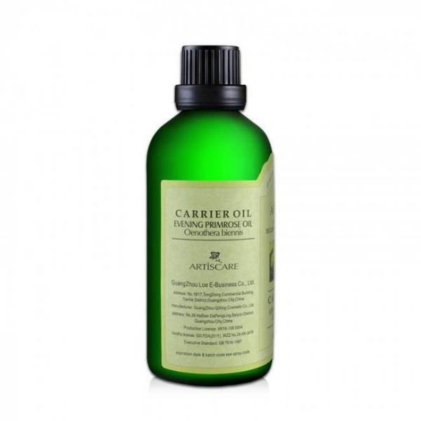 Whitening natural essential evening primrose massage oil