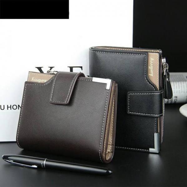 Men's handy soft wallet
