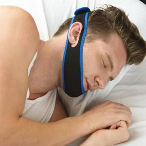 FREE SHIPPING Anti Snoring Chin Straps Mouth Guard Anti