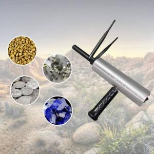 Aks 3d metal detector long range underground diamond gold silver copper precious stones intelligent machinery detect