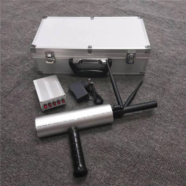 FREE SHIPPING AKS 3D Metal Detector Long Range Underground Diamond Gold Silver Copper Precious Stones Intelligent Machinery Detect 3D