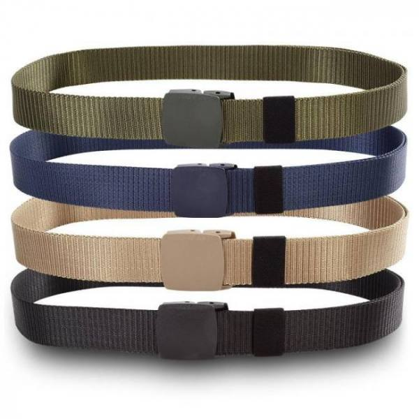 Belts 125CM (49in) Marine Corps Tactical Belts Military Canvas Belt For Mens Buckle Belts Nylon Outdoor Sports Ceinture Jeans Casual Cintos Belt
