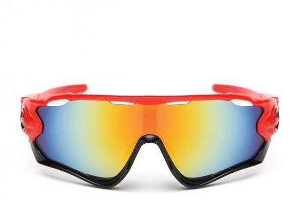 6 colors hiking eyewear goggles uv400 sport shooting climbing mountain sunglasses
