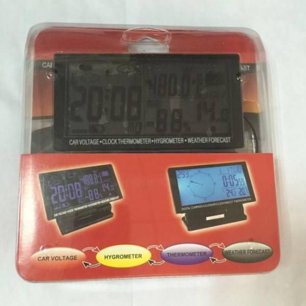 4in1 digital thermometer hygrometer temperature humidity meter