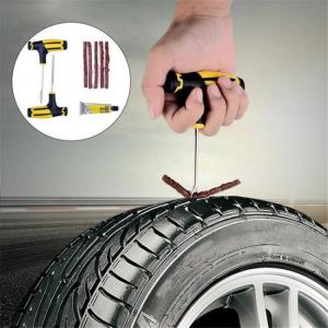 Accessories Tubeless Emergency Car Tire Puncture Repair Tool Kit Car