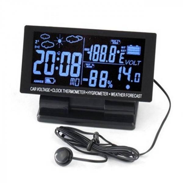 Accessories 4in1 Digital Thermometer Hygrometer Temperature Humidity Meter digital