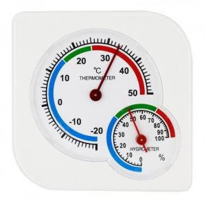 Indoor humidity hygrometer thermometer