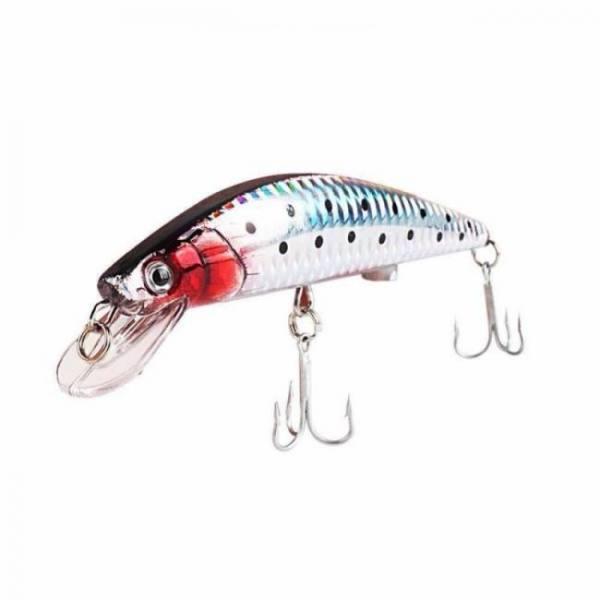 Fishing USB Rechargeable Flashing LED light Twitching Fishing Lure Bait Bait