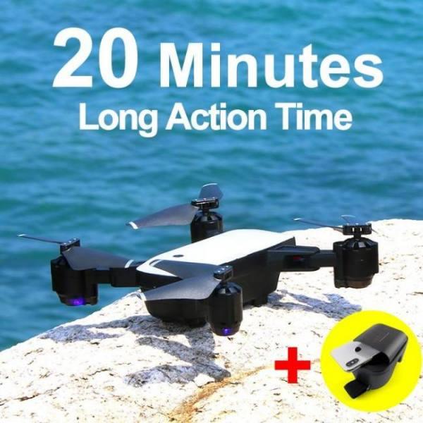 Smrc s20 hd 1080p wifi camera quadrocopter drone