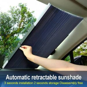 Best car window retractable foldable windshield sunshade