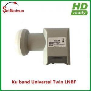Sathawk ku band lnb twin universal linear fta lnbf pll