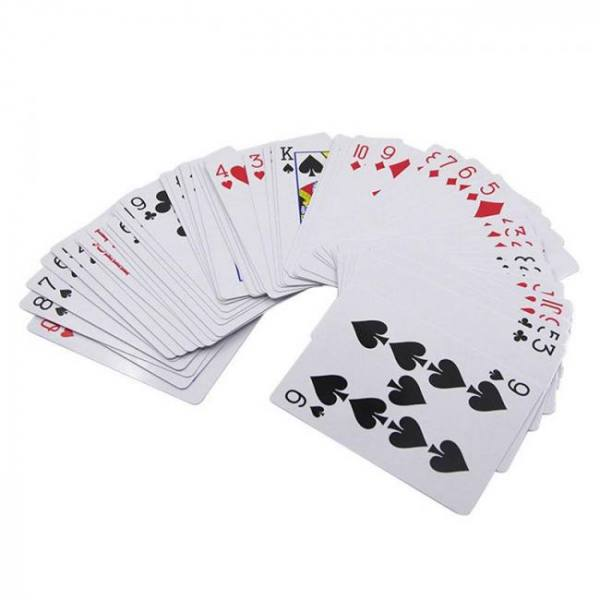 FREE SHIPPING Secret Marked Cheating Poker Playing Cards amp
