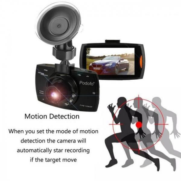 Dashcam A2 Car G30 Full HD 1080P 140 Degree DVR Camera Dashcam 1080p