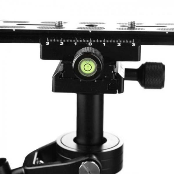 S40 mini handheld dslr camera stabilizer video steadicam steadycam for nikon canon sony