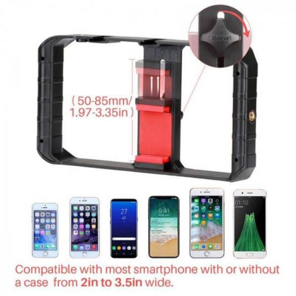 U-rig pro phone smartphone handheld stabilizer