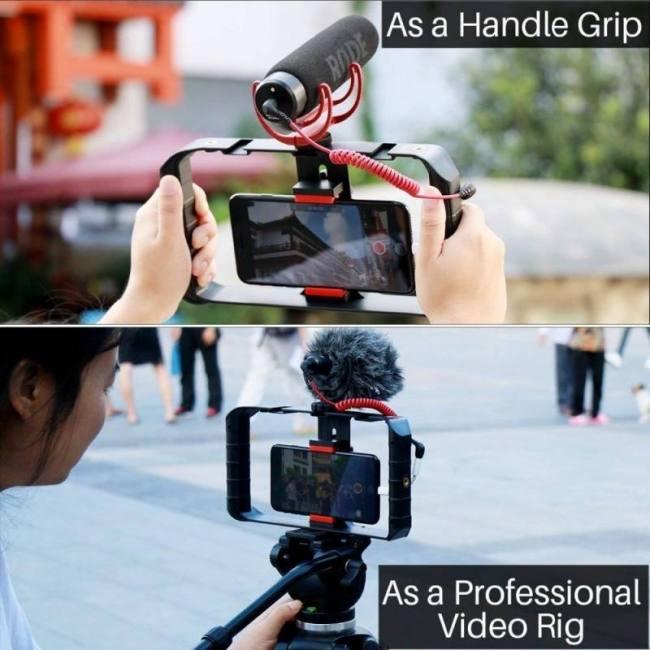 U-Rig Pro Phone Smartphone Handheld Stabilizer - Sadoun Sales International